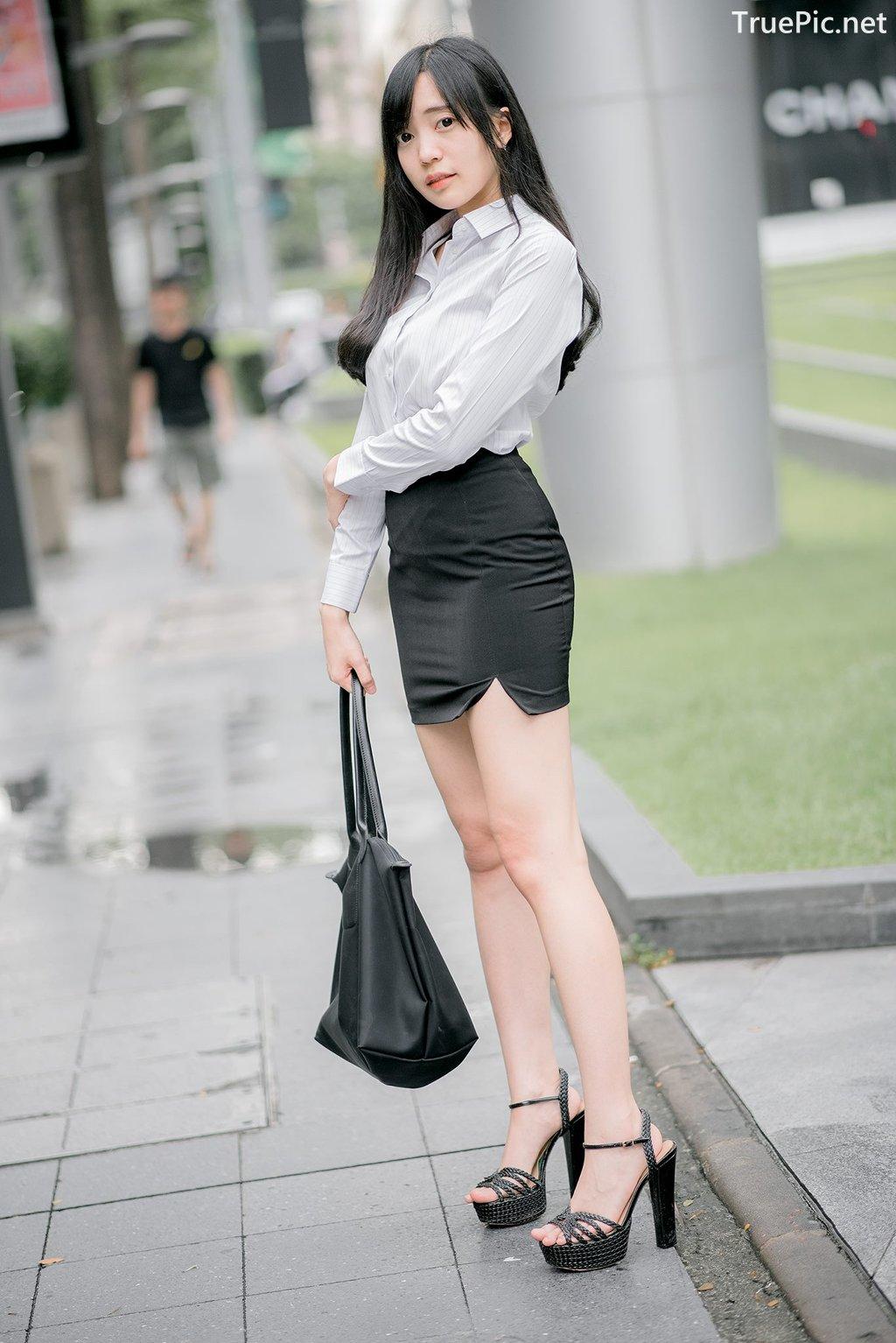Image Thailand Model - Sarunrat Baifern Ong - Concept Kim's Secretary - TruePic.net - Picture-4