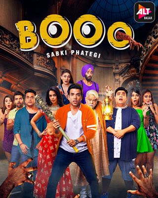 Poster Of Booo: Sabki Phategi Season 01 2019 Watch Online Free Download
