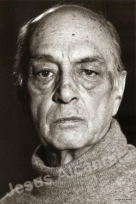 Rodero (último retrato) - Fotografía : Jesus Alcantara
