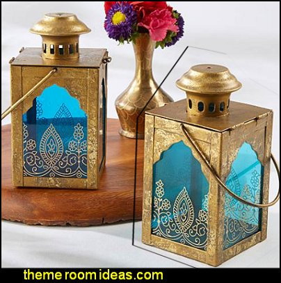 lantern Princess Jasmine themed party lantern party decorations lanterns