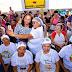 Prefeita Sônia Chaves compra a batalha da educação em Novo Gama