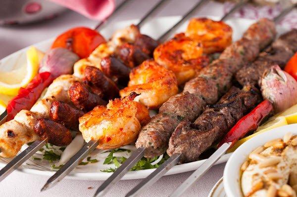 LEBANESE RECIPES: Mashawi Recipes - Recipes for Mashawi