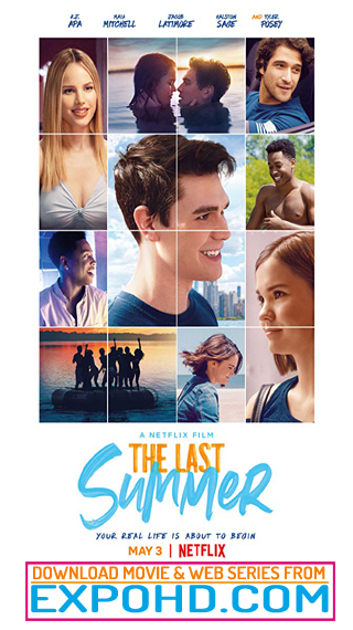 (18+)The Last Summer 2019 WEB-DL Dual Audio 720p | HDRip x264 [G.Drive] Watch & Download Here