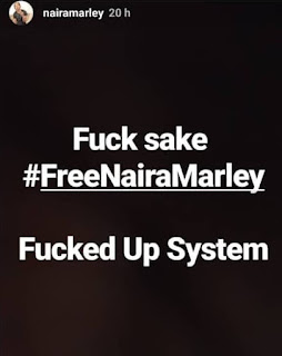 """Naira Marley: """"Even After Meeting Bail Conditions, EFCC Has Refused To Verify Naira Marley's Bail"""" - Management."""