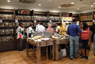 Tak Sekadar Belanja Coklat di Harriston Boutique Malaysia