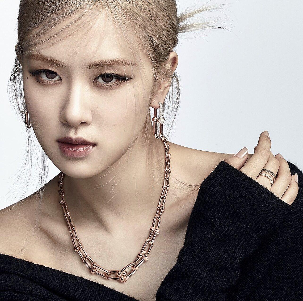 BLACKPINK's Rosé Is Tiffany & Co.'s Newest Global Ambassador