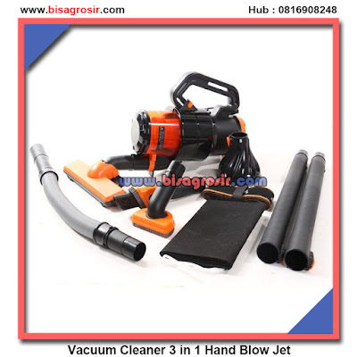 Vacuum Cleaner 3 in 1 Hand Blow Jet Technology