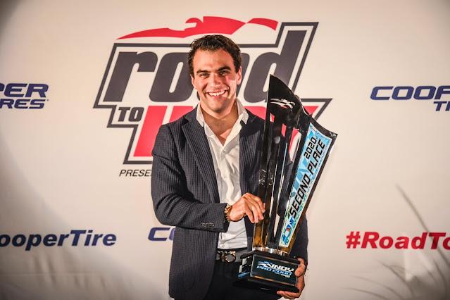 piloto troféu segundo lugar