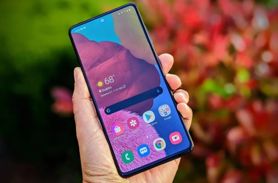 Samsung Galaxy A51 New update adds One 2.1 UI camera features 2020