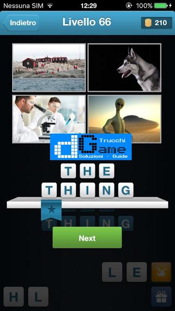 Movie Quiz (Indovinare il film) soluzione livello 61-70