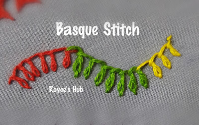 Basque Stitch