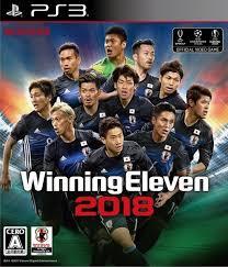 Winning Eleven 2018 PS3 free download full version
