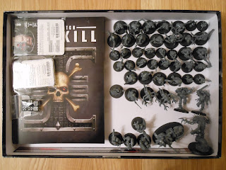Deathwatch: Overkill box contents