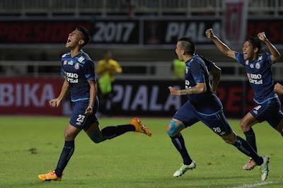 Masalah Perekrutan Pemain Baru, Arema FC Tidak Ingin Buru-Buru