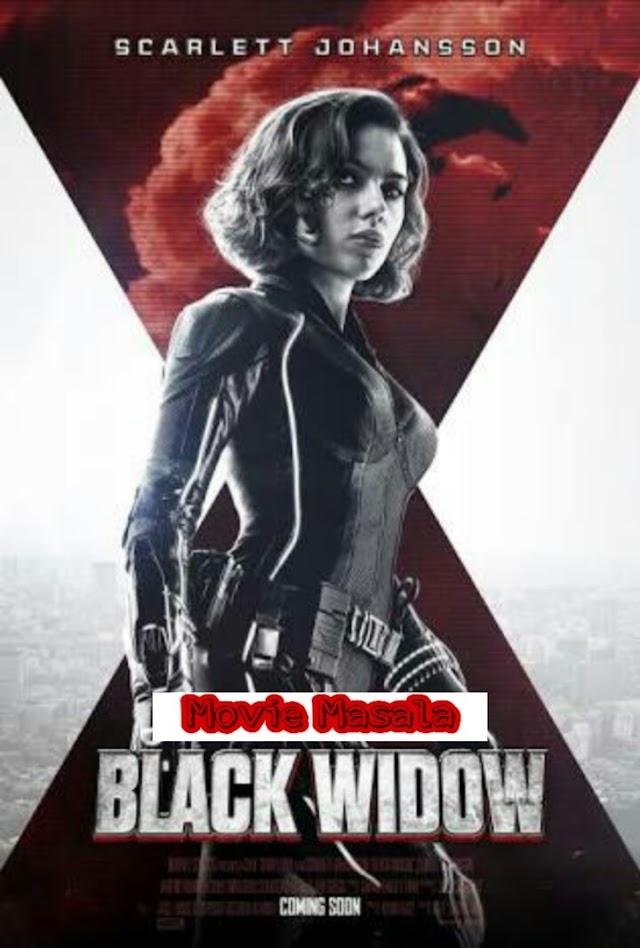 Black Widow Movie Teaser Trailer Review 2020