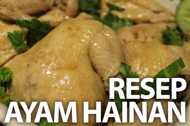 Resep Masakan Praktis Rumahan Indonesia Sederhana Nasi Ayam