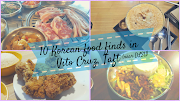 10 Must try Korean restaurants and food hub near De La Salle University Taft (Vito Cruz)