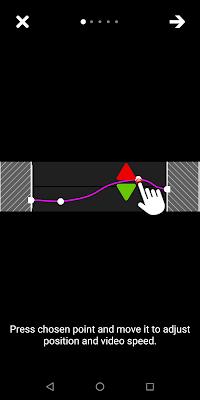 Sobat bisa klik logo X jika ingin langsung ke proses Pengeditan. Tapi jika Sobat ingin mengetahui intruksi2nya Sobat bisa klik logo tanda panah.