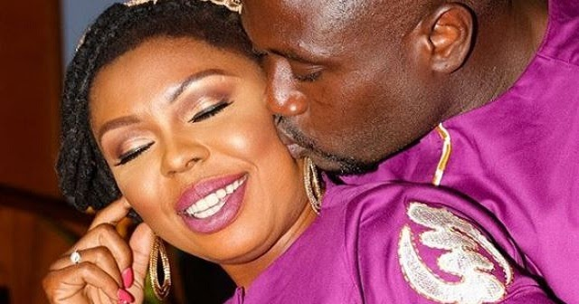 Afia Schwarzenegger and Abrokwah 'fight' in court