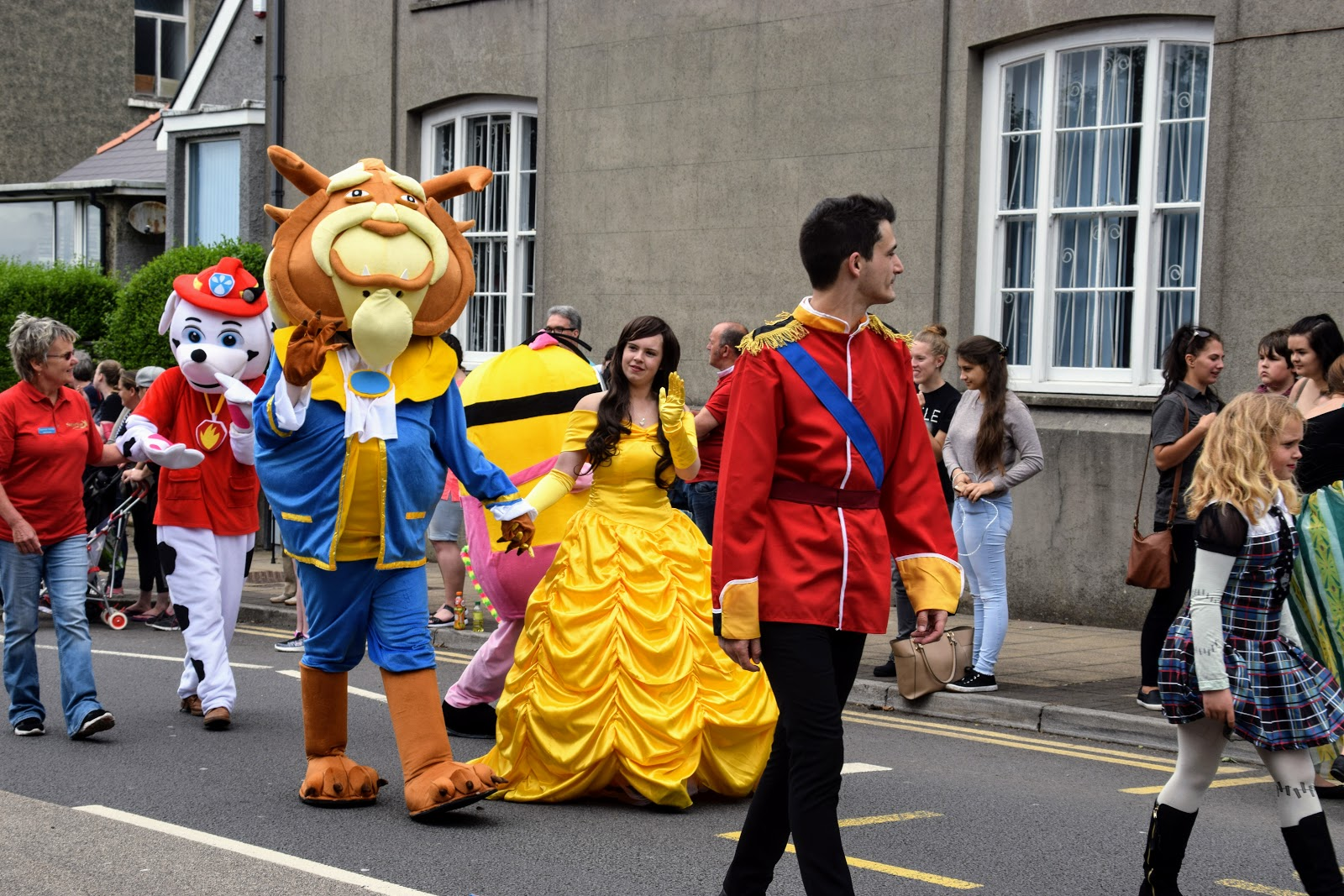 , Milford Haven Carnival Day, July 2017
