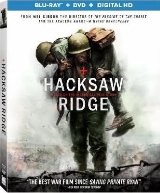 Free Download Hacksaw Ridge 2016 English    300MB