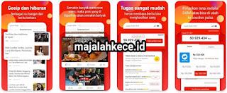 Indo Today aplikasi saldo DANA gratis