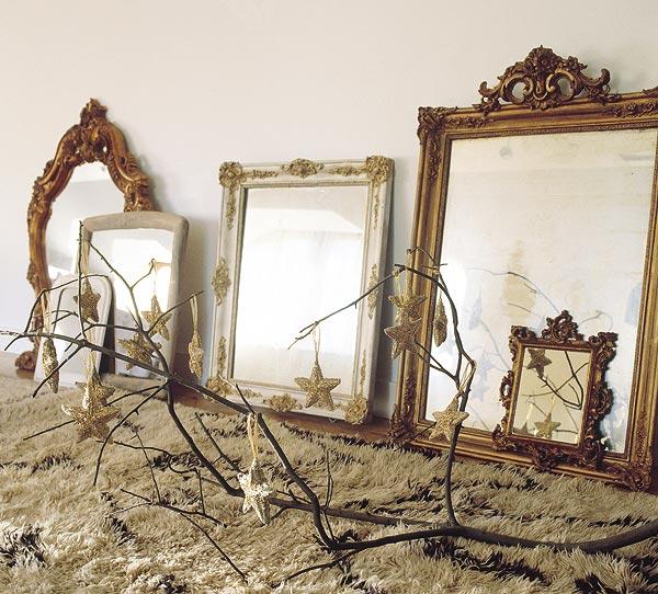 Silver Home Decor: Décor De Provence: Gilded Gold