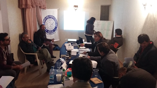 Distintas generaciones de periodistas debatieron en ELA del Consejo Regional El Loa