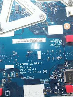 Acer Aspire E5-571G-57D9 LA-B991P Rev 1 0 Discrete Bios + EC