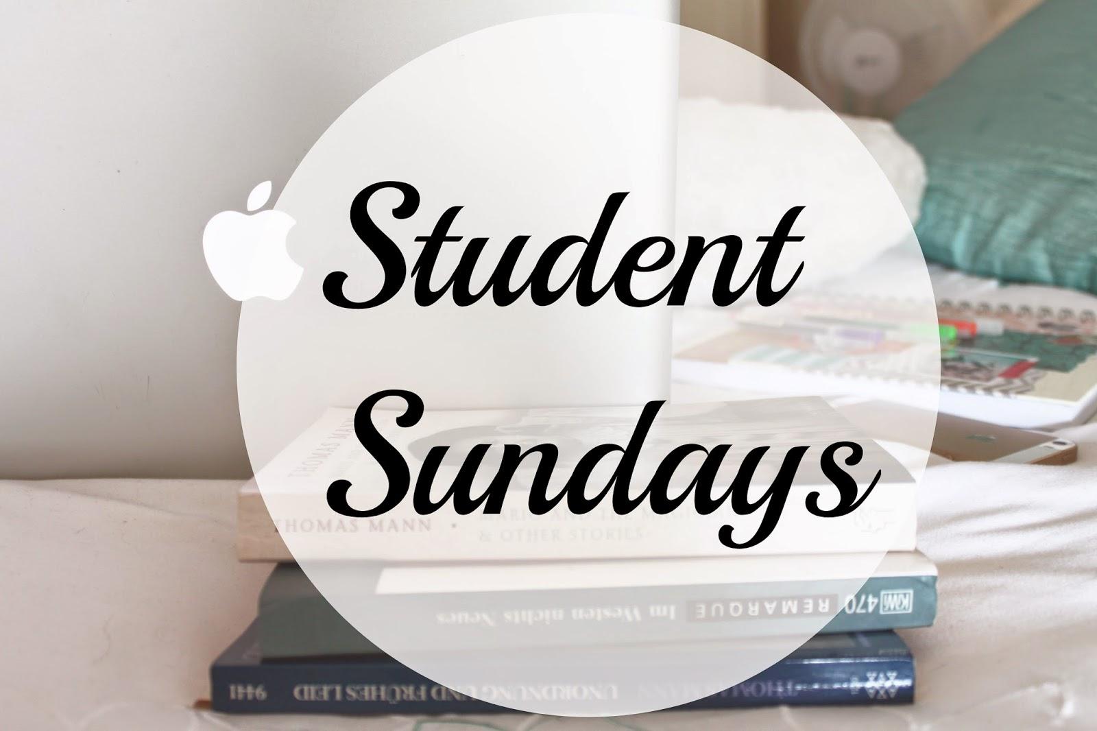Hannah Lane - student blog