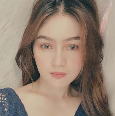 Indah Nicole pemeran Citraloka di Kembalinya Raden Kian Santang (KRKS)