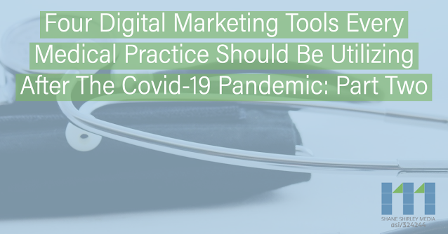 medical-tools-text-says-Four-Digital-Marketing-tools-Every-Medical-Practice-Should-Utilizing-Covid-19-Pandemic