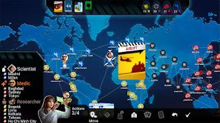 Pandemic videojuego