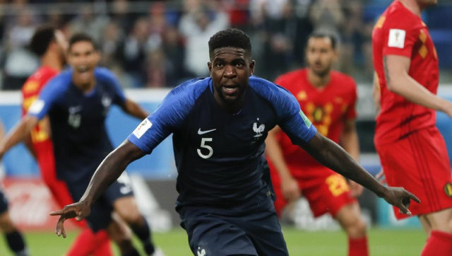 Francia vence a Bélgica y pasa a la final del Mundial de Rusia