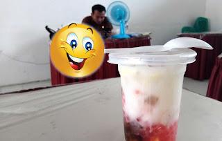 Udara Panas Enaknya Minum Es Teler Bikin Ketagihan Guys