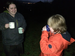 Wassailing in Saddleworth
