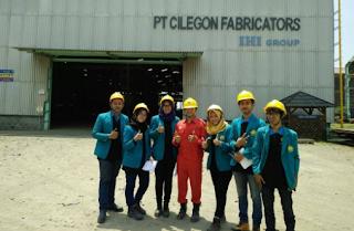 Lowongan Kerja Safety Inspector PT. Cilegon Fabricators Cilegon