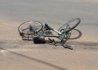 Homem em bicicleta morre após ser atingido por carro na Chapada Diamantina