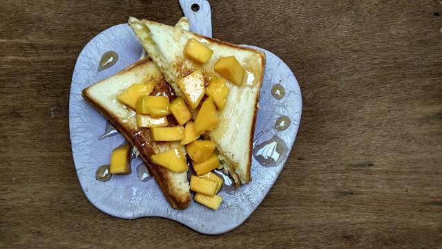 sarapan roti