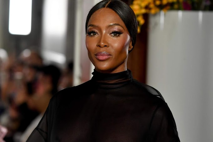 Coronavirus: Naomi Campbell and African artists entertain fans online