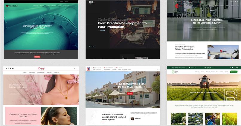 Choosing an Agency for Website Design in Dubai