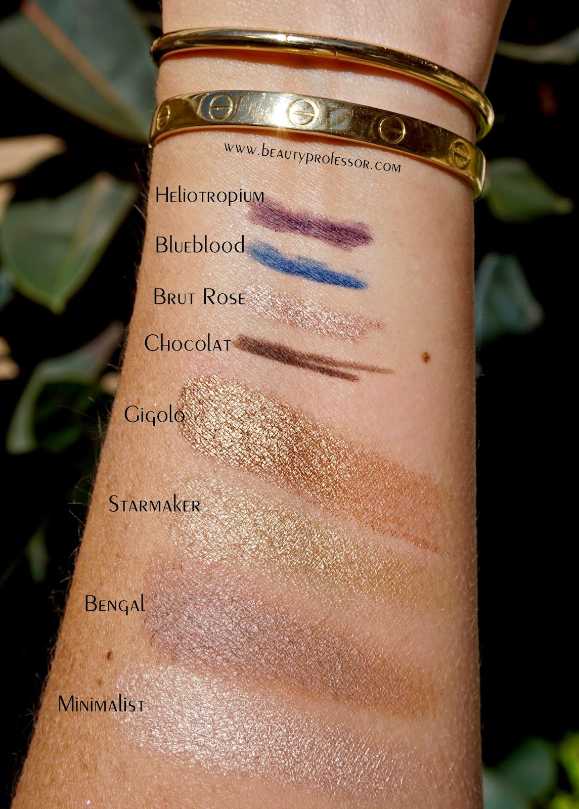 tom ford emotionproof swatches