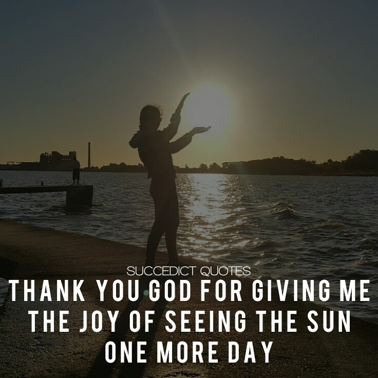 Gratitude Quotes About Life And God
