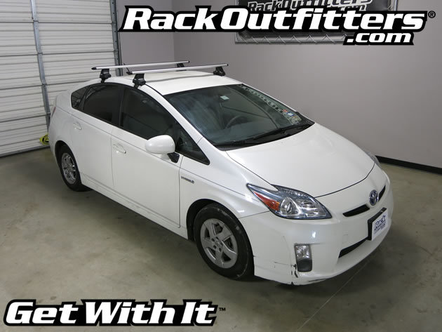 This Complete Multi Purpose Base Roof Rack Is The Perfect Fit For 2010 2017 And Toyota Prius 5 Door Hatchback That Has