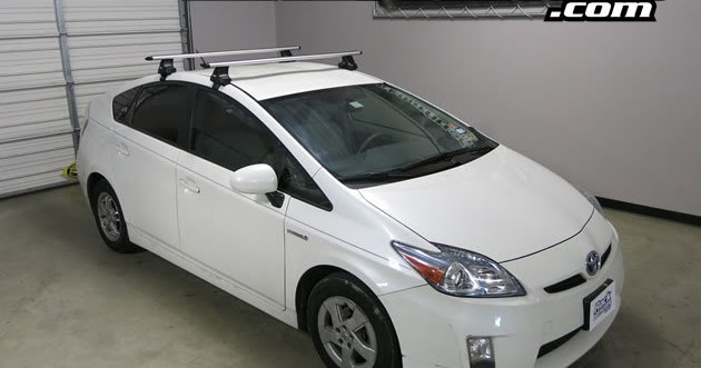 Rack Outfitters Toyota Prius 5dr Thule Rapid Traverse