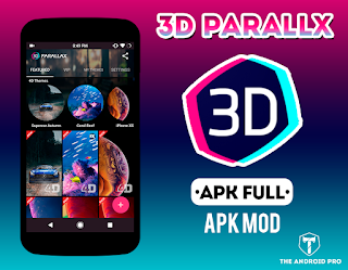 3D Parallax Background v1.57 build PREMIUM] [Latest]