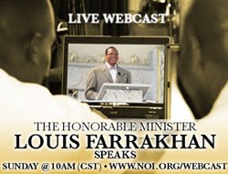 The Nation of Islam invites you...