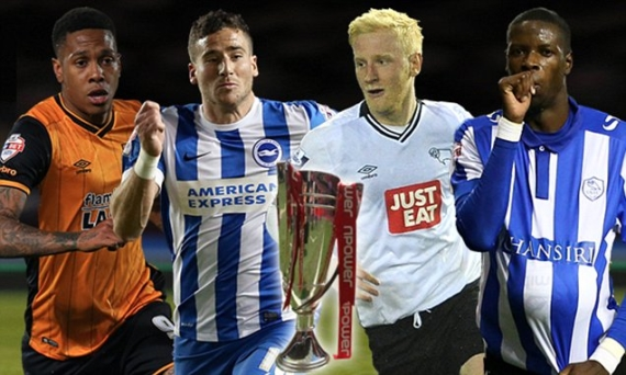 English League Championship - Playoffs