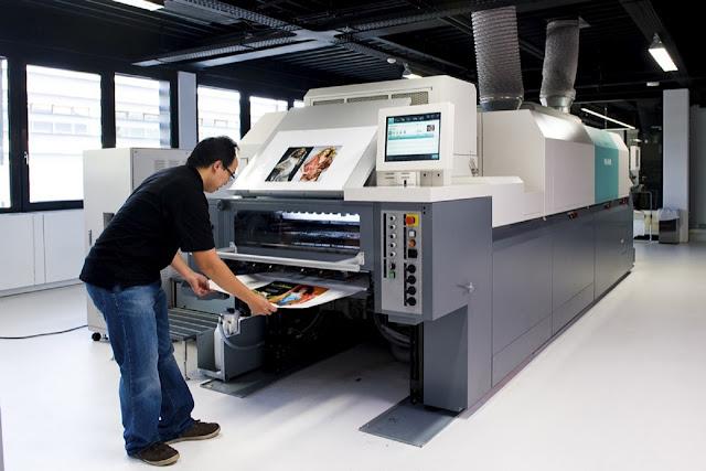 Η εταιρία labelart στο Ναύπλιο ζητάει χειριστή και βοηθό εκτυπωτικών και μεταεκτυπωτικών μηχανημάτων