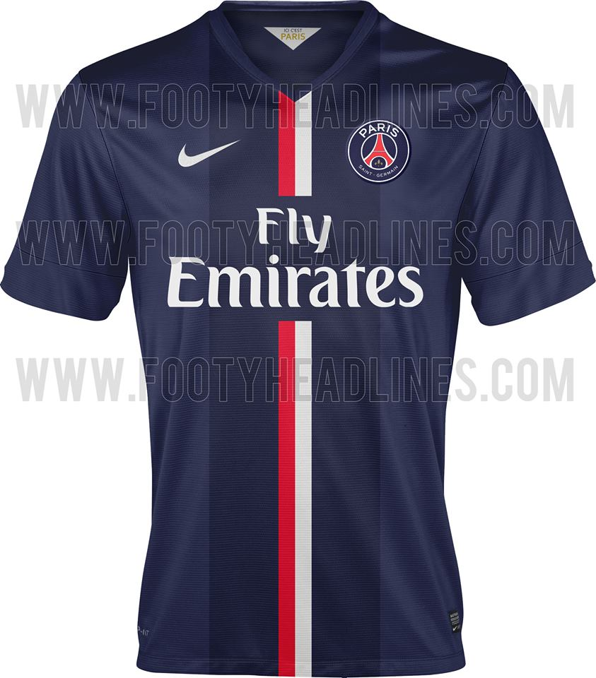 New PSG 14-15 (2014-2015) Kits Leaked  f39325ba9